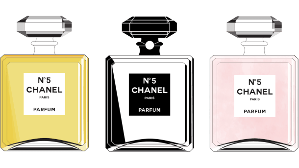 CHANEL No5 Trio