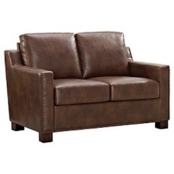 Loveseat with Nailheads $424 from $529.99