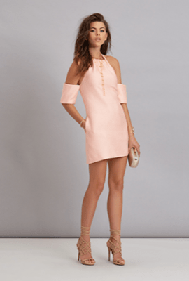 C/Meo Perfect Lie Dress, $170