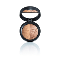 Laura Geller Baked Color Intense Eyeshadow Duo Dolce Raisin, $25
