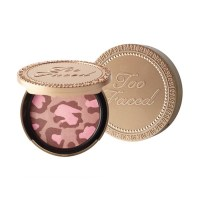 Too Faced Pink Leopard Blushing Bronzer $30