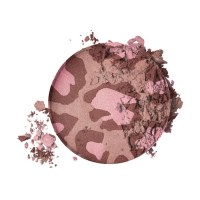 Too Faced Pink Leopard Blushing Bronzer Swatch