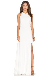 De Lacy Nikki Maxi Dress White, $123