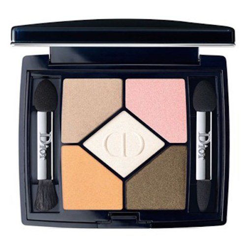 Dior 5 Couleurs Polka Dots Eyeshadow Palette Escapade, $63