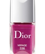 Dior Vernis Gel Shine Nail Lacquer 338 Mirage, $27
