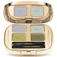 Dolce & Gabbana Eyeshadow Quad Forest Mist, $62