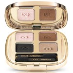 Dolce & Gabbana Eyeshadow Quad Smoky, $62