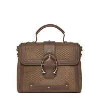 Etienne Aigner Eti Satchel Putty, $365