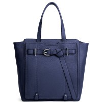 Etienne Aigner Filly Stag Tote Navy, $395