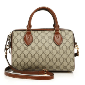 Gucci Supreme Top Handle Bag, $1,530