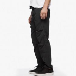 James Perse Clean Twill Mountaineering Pant Side Carbon Pigment, $245