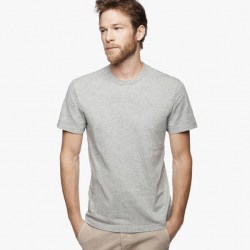 James Perse Short Sleeve Crew Neck, $60