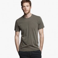 James Perse Short Sleeve Crew Neck Platoon Pigment, $60