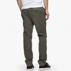 James Perse Slim Stretch Chino Trooper Pigment Back, $245