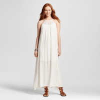 Mossimo Supply Crochet Maxi Dress, $29.99
