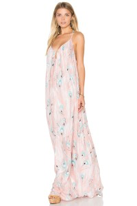 Rachel Pally Crepe Mirage Maxi Dress, $242