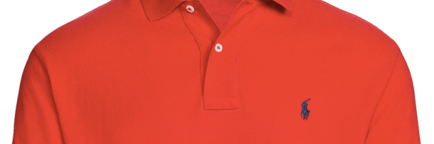 Ralph Lauren Red Polo Shirt