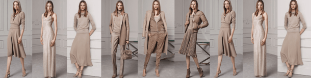 Ralph Lauren Timeless Classic Glamour Fall 2016 Collections