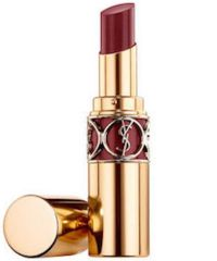 YSL Rouge Volupte Shine 02 Pourpre Intouchabe, $37