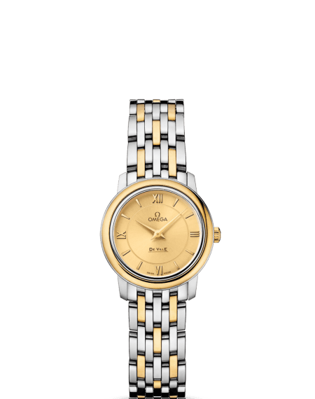Omega DeVille Quartz Gold  Watch $2,895 from $4,300