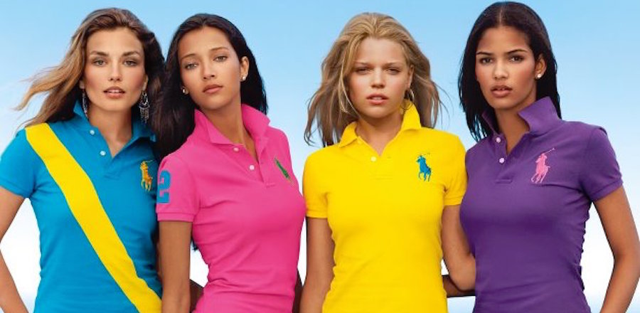 The Iconic Polo Shirt Women's
