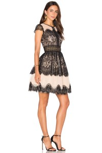 Bronx and Bonco Orchid Dress, $280