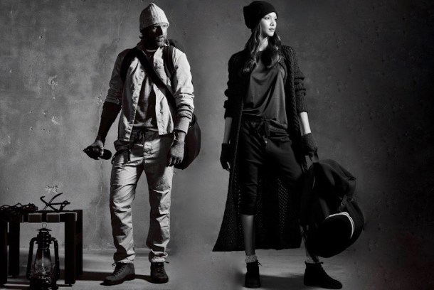 JAMES PERSE Los Angeles Winter 2016 Collection Women and Men