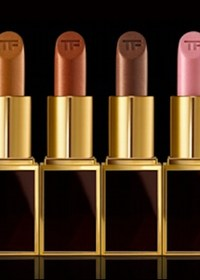 Lipsticks Fashion Statement Global Business Tom Ford