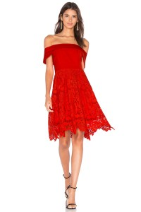 Lumier Make Me Wonder Dress, $127