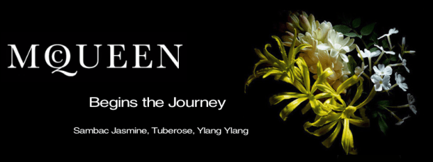 McQueen Begins the Journey with Night Blooming Flowers