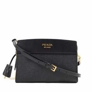 Prada Esplanade Mini Crossbody Black, $1,480