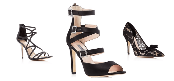 The Right Shoes for the Perfect Dress from BLOOMIES