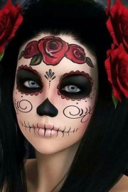 Day of the Dead Face Feature