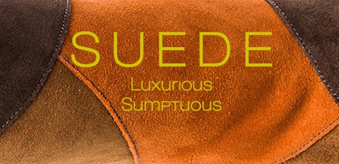 Suede Luxurious Sumptuous