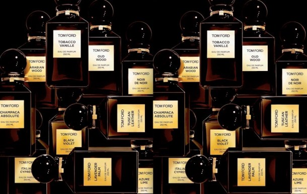 TOM FORD Fragrances Sensual and Original Private Collection