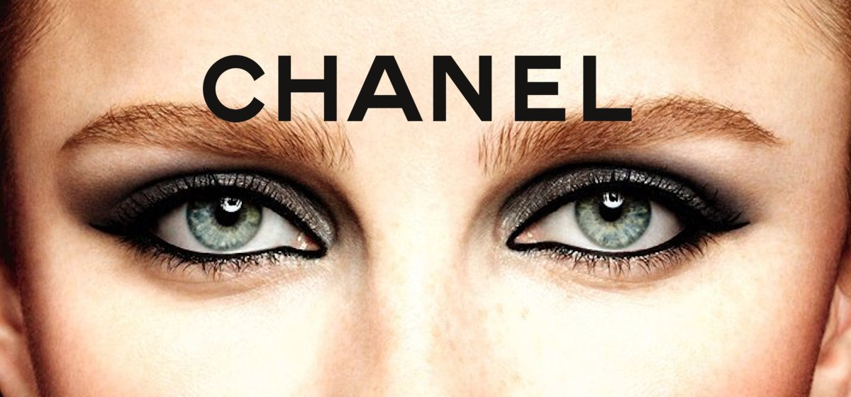 CHANEL ARCHITECTONIC Eyeshadow Palette Look