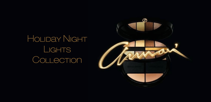 Giorgio Armani Holiday Nights Lights