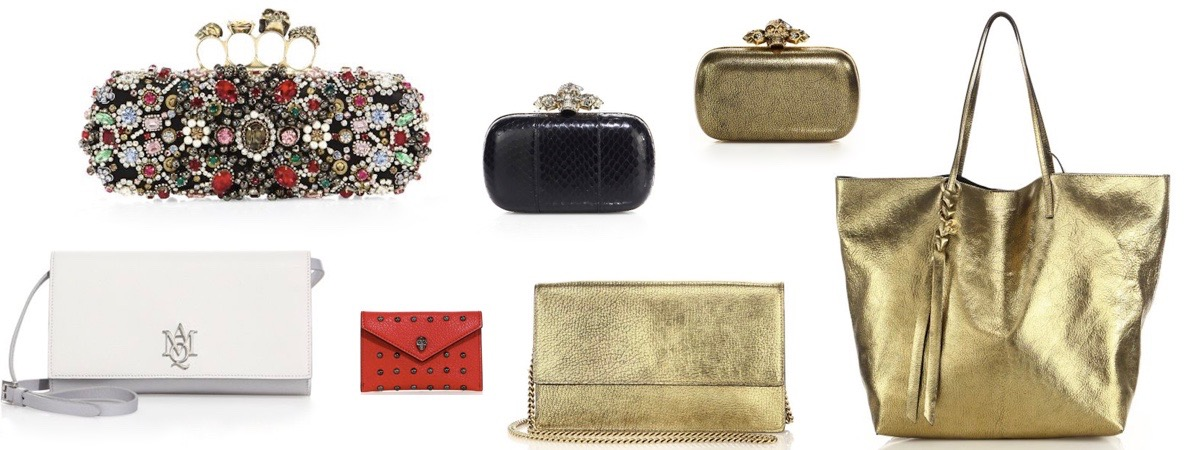 Alexander McQueen Bags New and Exclusives