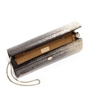 Jimmy Choo Sweetie Degrade Clutch Open $975