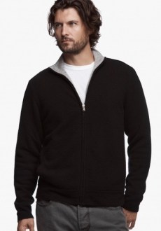 James Perse Cashmere Double Layer Sweater $795