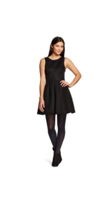 R+J Couture Ribbed Tank Dress $69.99