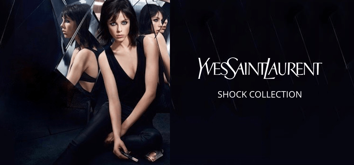 Yves Saint Laurent Shock Collection