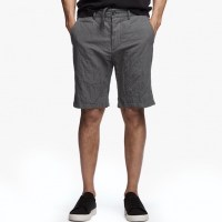 James Perse Cotton Metal Short Pipe $225
