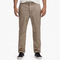 James Perse Compact Cotton Minimal Chino Mohave Pigment $245