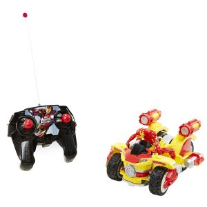 Marvel Avengers XPV Remote Control Iron Man Arc Cycle $24.99