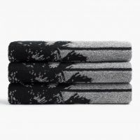 James Perse Ombre Palm Tree Beach Towel Folded $250