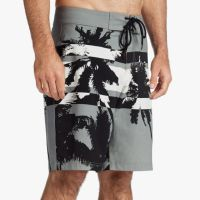 James Perse Y:Osemite Printed Palm Boardshort Side Iron $345