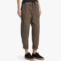 James Perse Parachute Poplin Pant Army Green $265