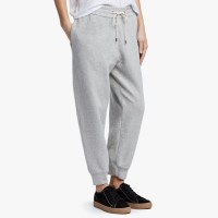 James Perse Y:Osemite French Terry Track Pant Heather Grey $195