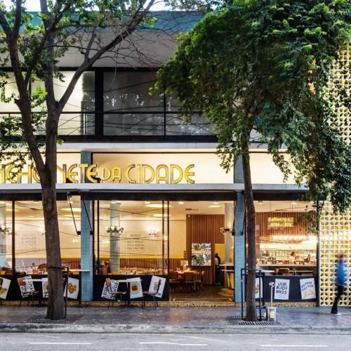 Lanchonete da Cidade | Adequação de Arquitetura